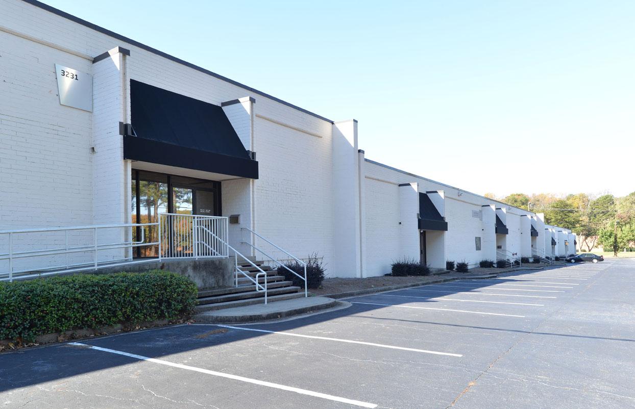 Oakcliff Industrial Wholesale Center