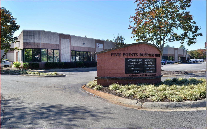 Five Points Business Center