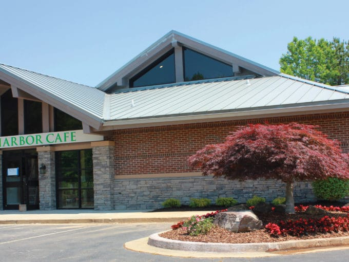 North Point Parkway Exterior Commercial Retail Real Estate Space For Lease | Alpharetta Georgia | Mimms Enterprises