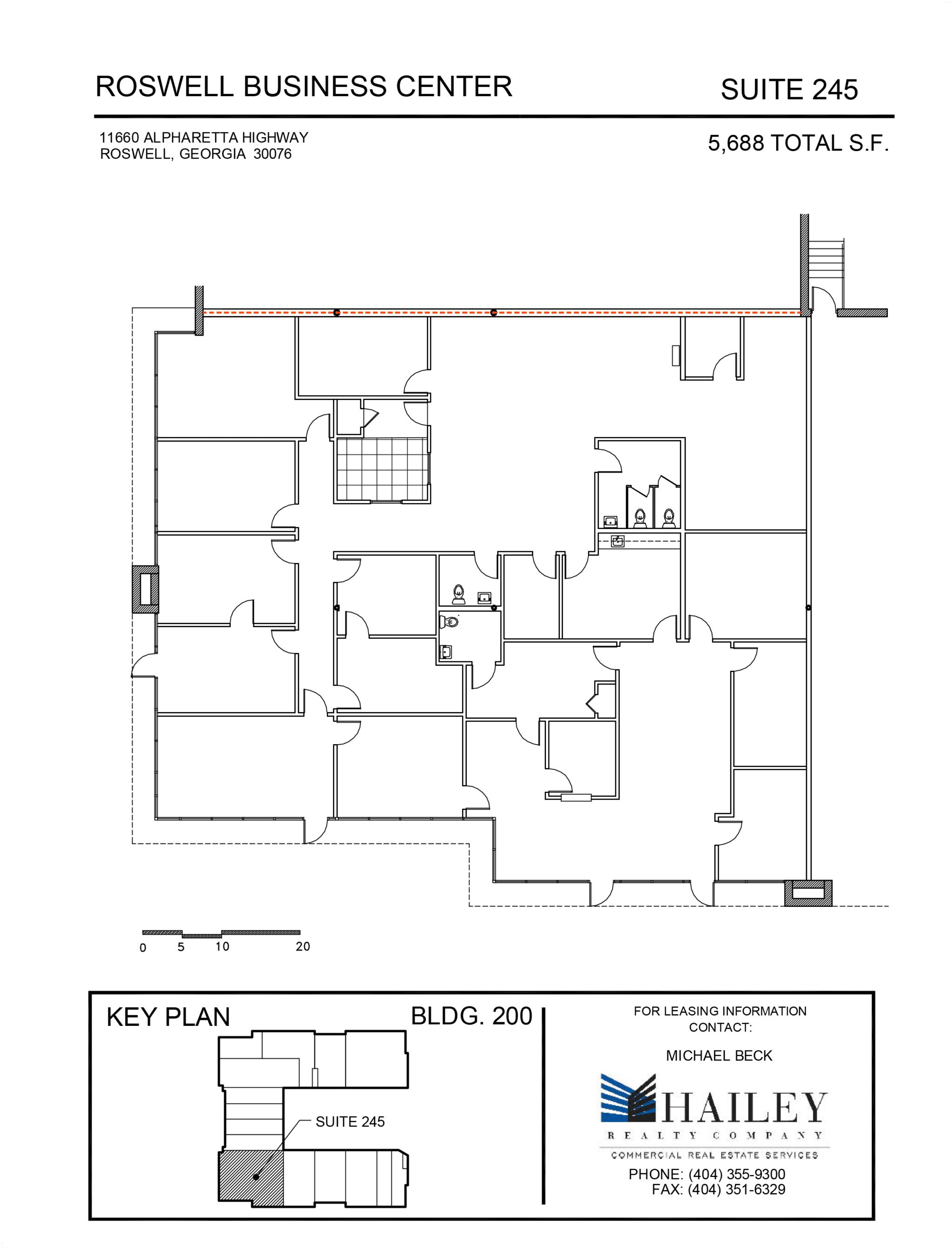 Suite 240-245